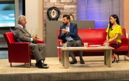 استضافت العراقية مدير عام المركز في برنامج صباح العراقية