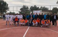 بطولة جامعة النهرين لكرة القدم (المباراة النهائية)